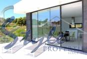 Buy newly built villa in Moraira close to the sea. ID ON1143_43