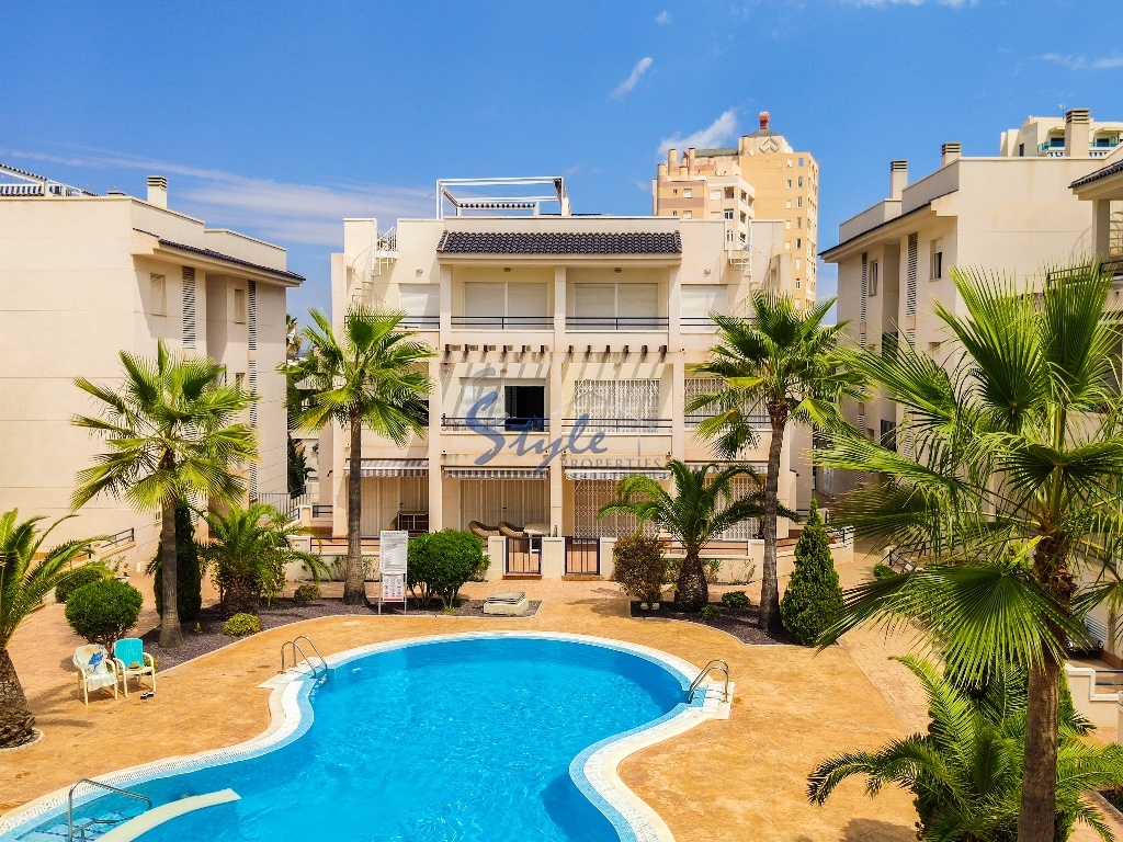 For sale 3 bedroom apartment close to the sea in La veleta, Marazul, Torrevieja, Alicante,Costa Blanca, Spain