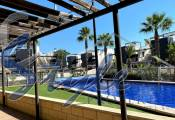 Buy apartment with pool close to the sea in Playa Flamenca, Orihuela Costa. ID: 4615