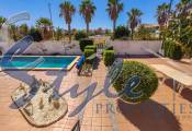Villa for sale beach side in Punta Prima, Torrevieja, Orihuela Costa , Costa Blanca , Spain