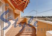 Buy beautiful semi-detached penthouse duplex in Mar Azul, Torrevieja. ID: 4634