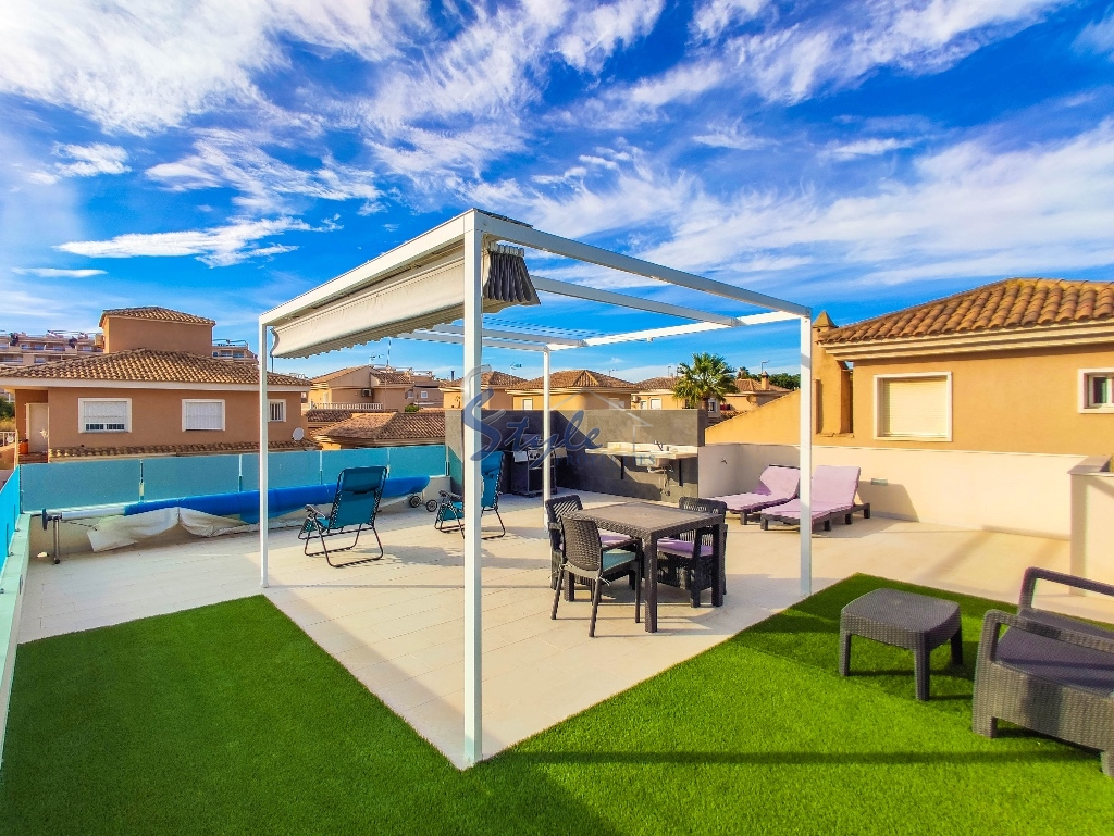 villa for sale near Punta Prima beach, Orihuela Costa
