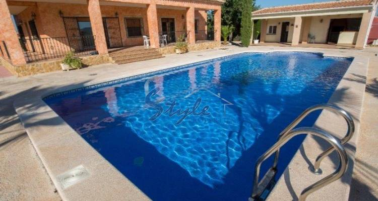 Buy Country house in Rafal, Costa Blanca. ID: 4668