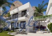 For sale new house with private pool in Polop , Benidorm, Costa Blanca , Spain ON992